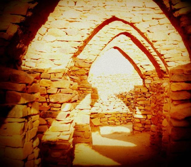 Oudane arches