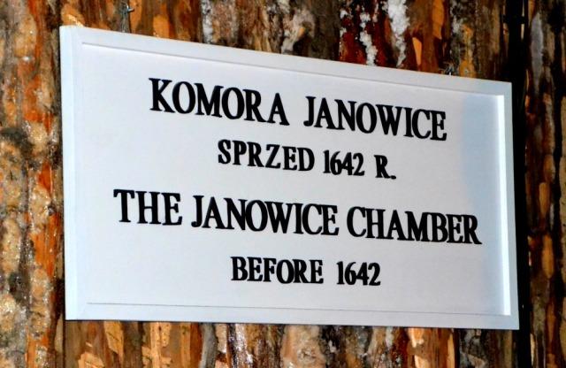 The Janowice Chamber