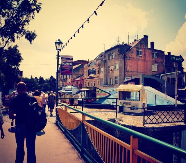 Boulevard, Ukraine